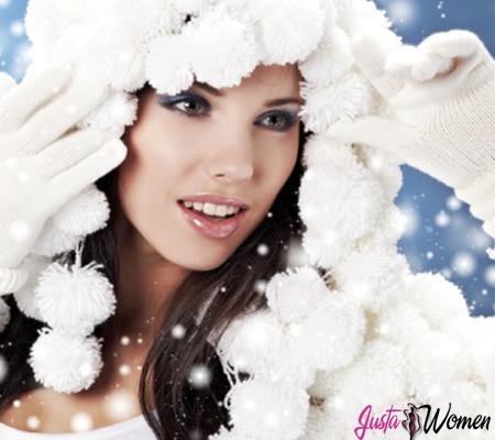 Как ухаживать за лицом в зимнее время года