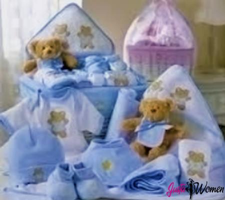 гардероб для новорожденного