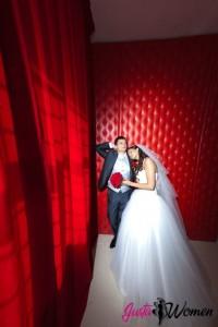 свадебная фотосессия креатив