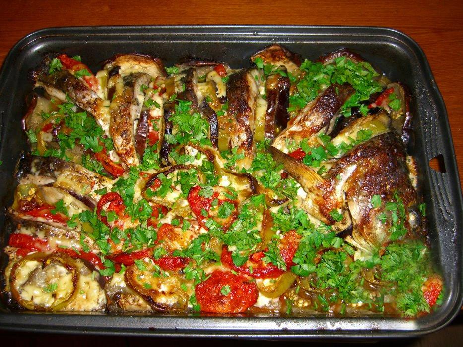 Блюда в духовке рецепты пошагово