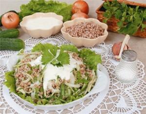салат купеческий