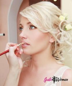 свадебный макияж 2